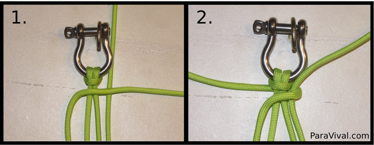 Step 5: Stabilizing the Top of Your Bracelet to Begin Braiding. Essential Step in Overall Outcome of Bracelet.
