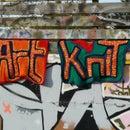Crochet knit Graffiti (Real lLife Situations)