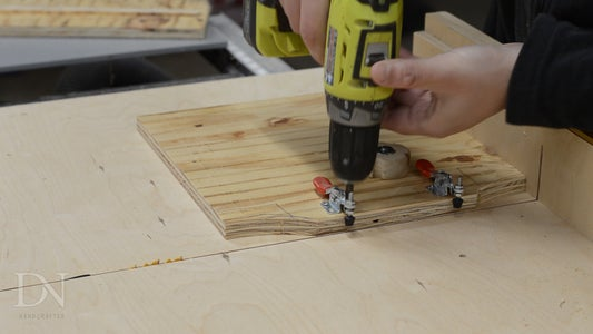 Build a Jig and Cut Grooves