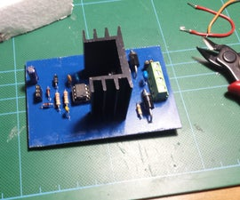 NE 555 Motor Speed Control
