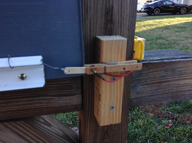 Picture of Clothespin Switch