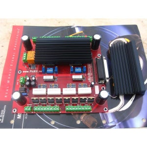 Electronic Components - Motor Controler