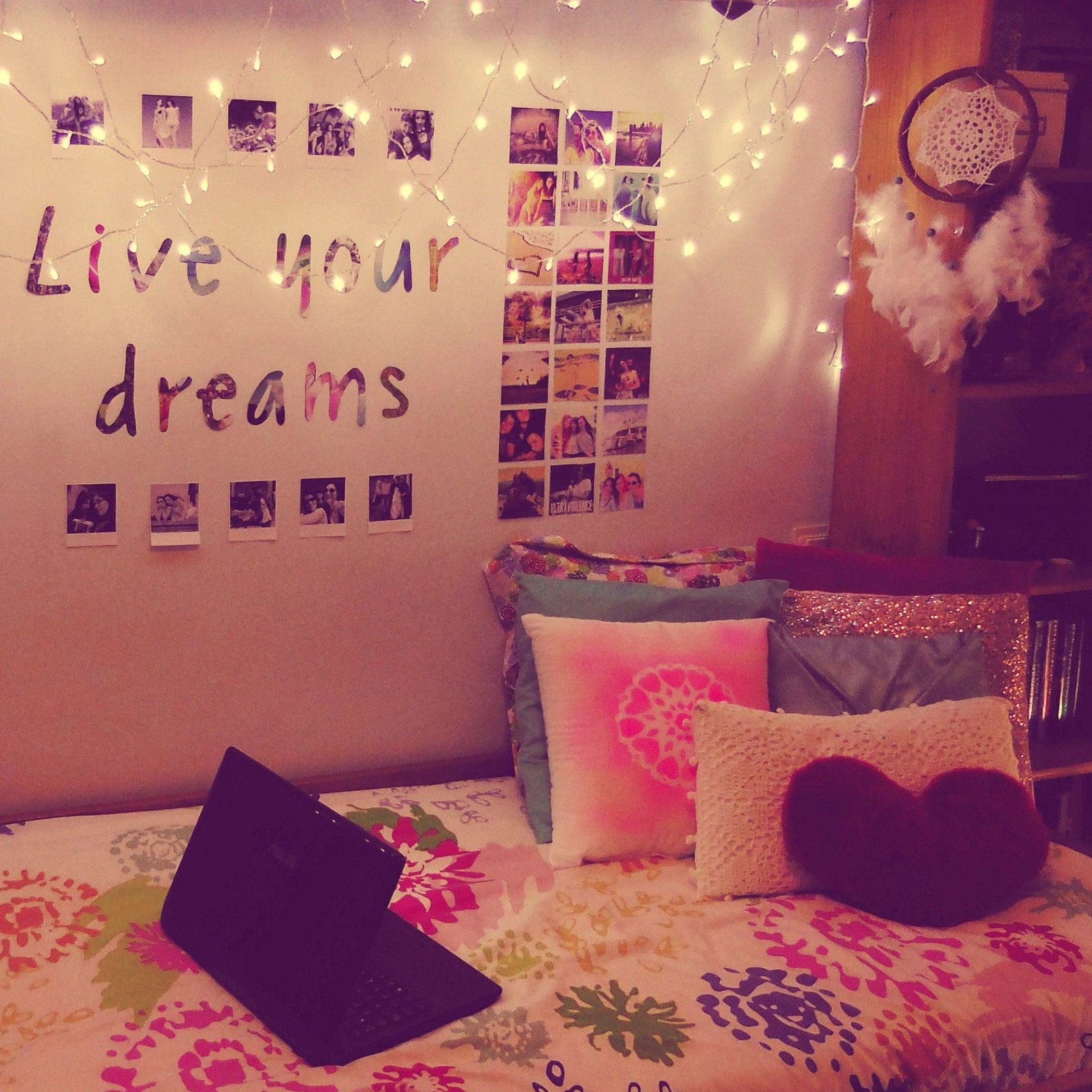 Room Decor: DIY Tumblr Inspired Room Decor Ideas! Easy & Fun