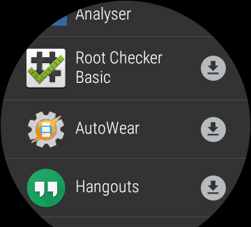 Picture of Smartwatch Configuration