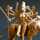 Durga Action Figure