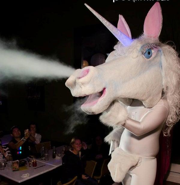 Building a Unicorn Costume