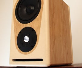 2-WAY BOOKSHELF SPEAKERS