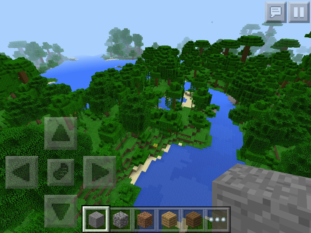 Picture of Seed for Minecraft PE
