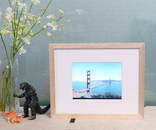 Internet Photo Frame