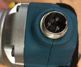 Makita RT0700C Detachable Cable Mod