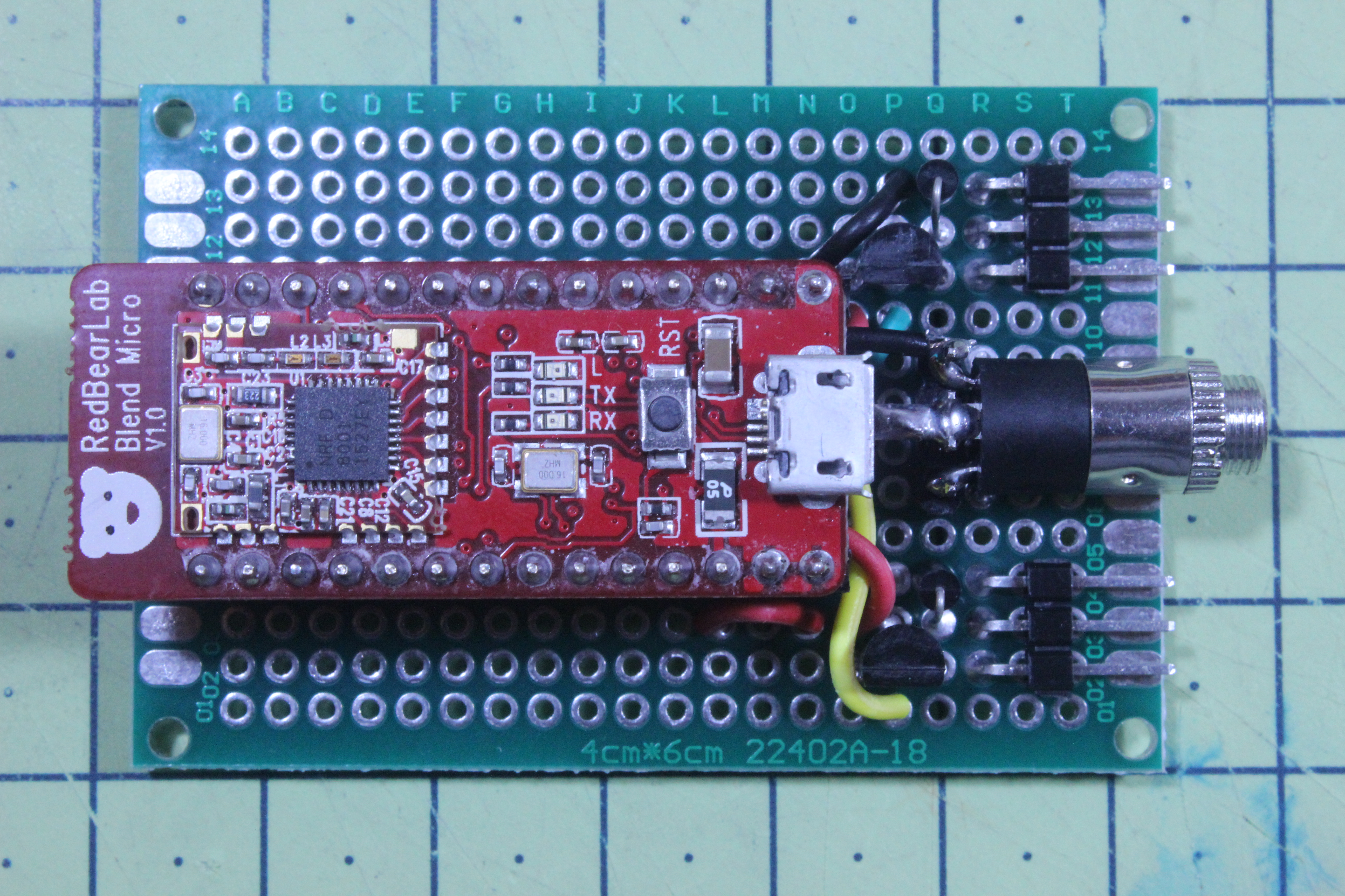 Picture of Final Checks With a Multimeter