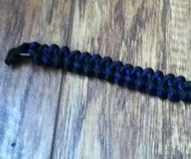 Paracord Shark Tooth Paracord Bracelet