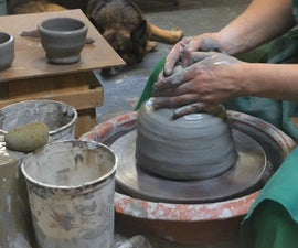 Tea Time! Grab Some Clay And Head To The Wheel