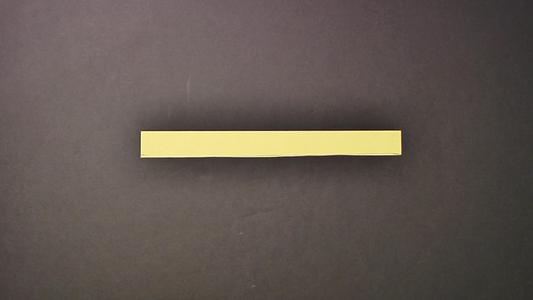 Step 1 - Long Strip