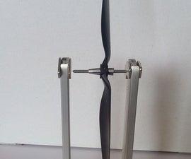 Magnetic propeller balancer