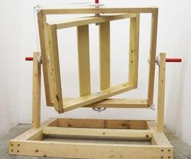 Rotational Casting Machine