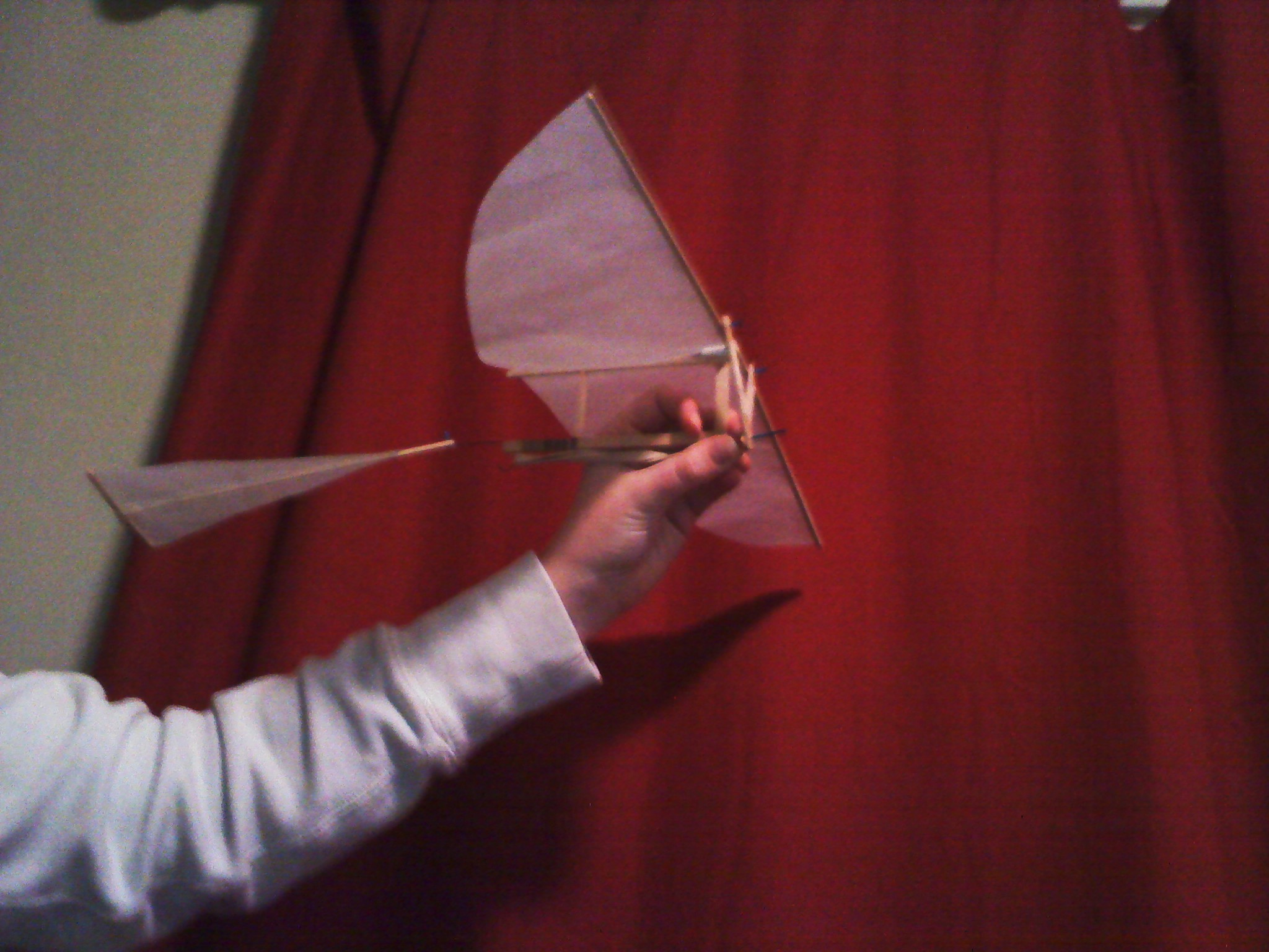 Picture of Building an Ornithopter