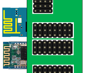Arduino Mega Expansion Board