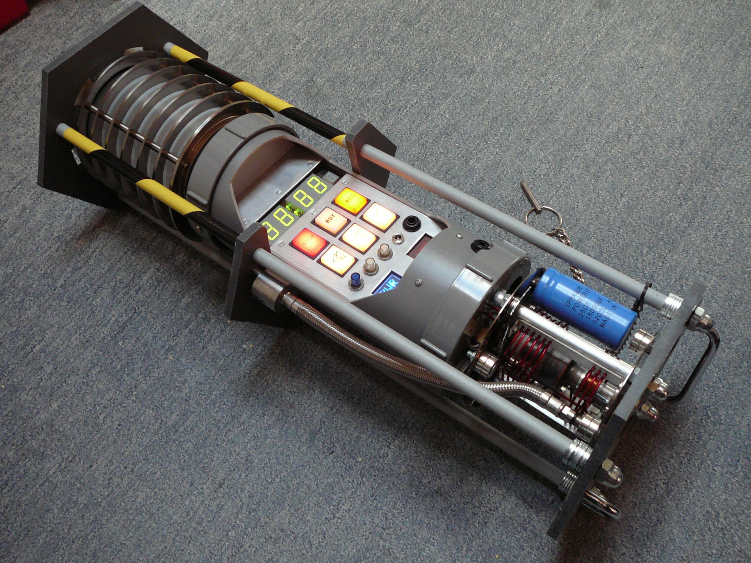 Picture of A-35 Doomsday Device