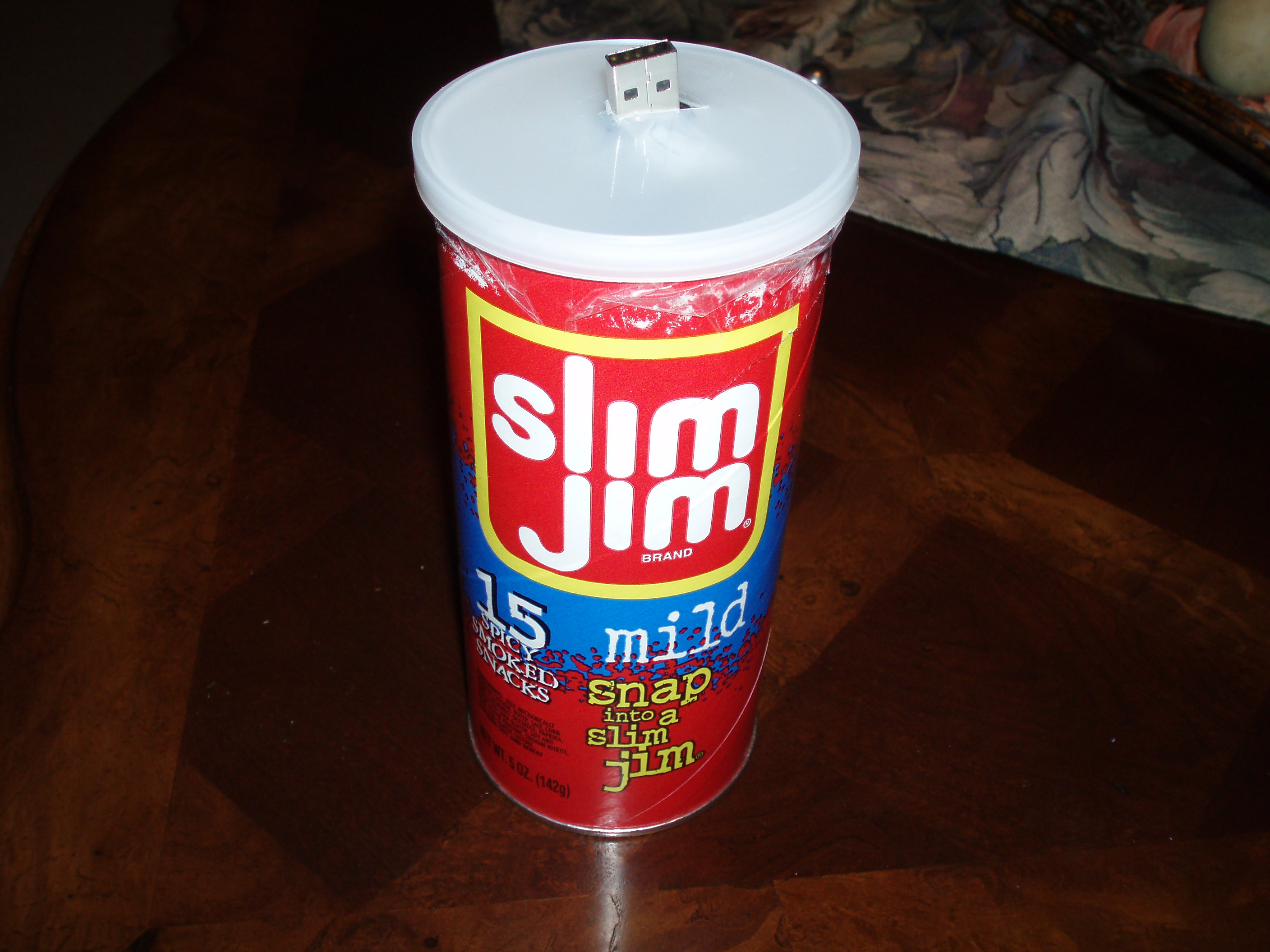 Picture of Slim Jim Can Flash Drive