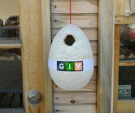 Ecovative GIY Birdhouse