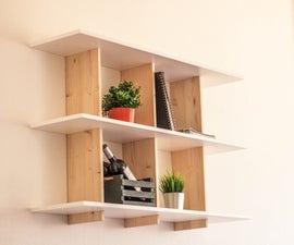 Simple and Elegant Wall Shelf