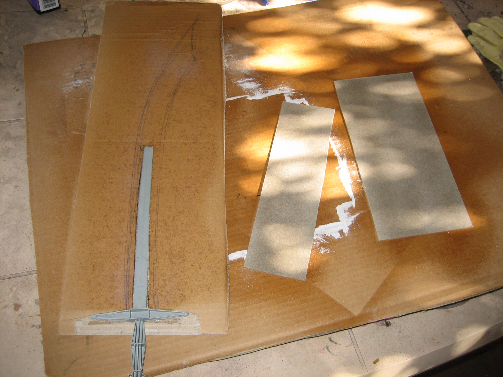 Picture of Swords: Making Pirate Blades.