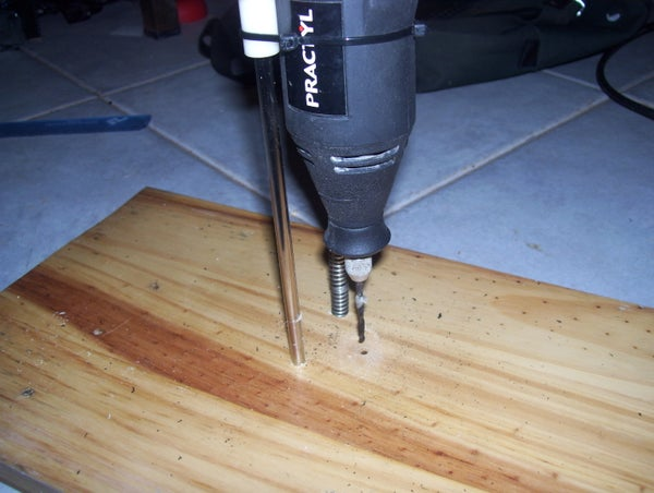Mini Drill Press for Free.