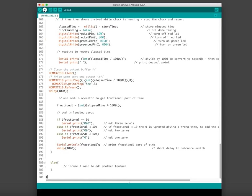 Picture of Upload Code and Position Arduino