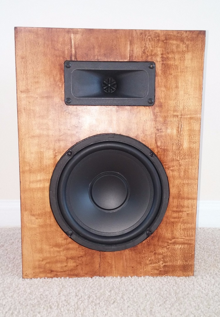 Picture of Affordable 2 Way Speaker Cabinet