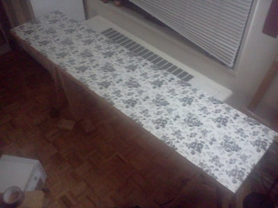 Covering the Desk Top