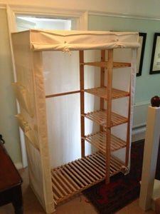 Acquire and Dismantle Wardrobes
