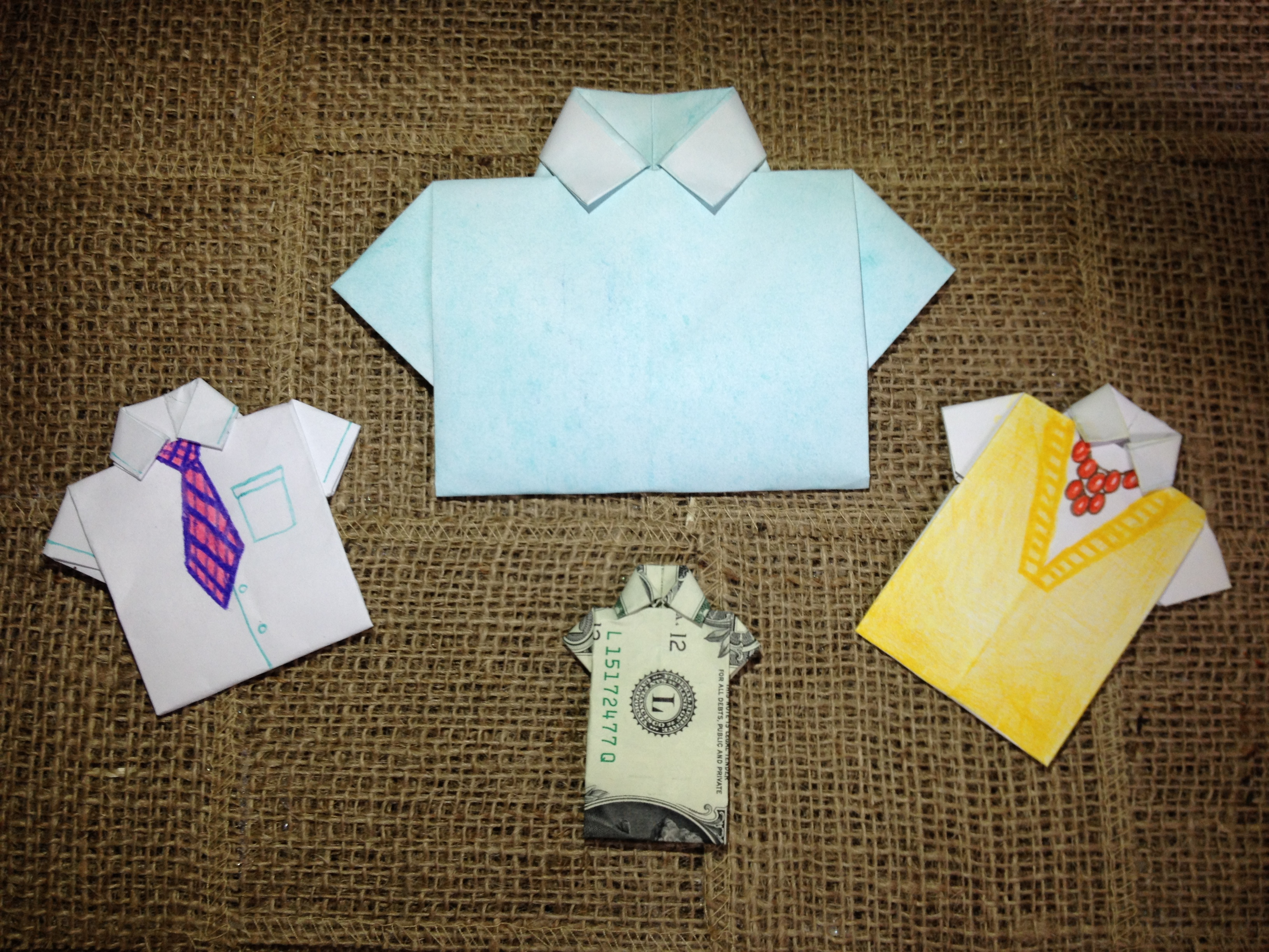 Picture of Origami Shirt