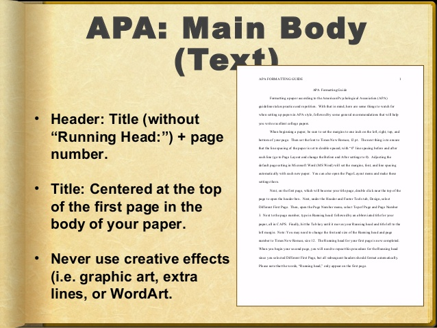 Picture of APA