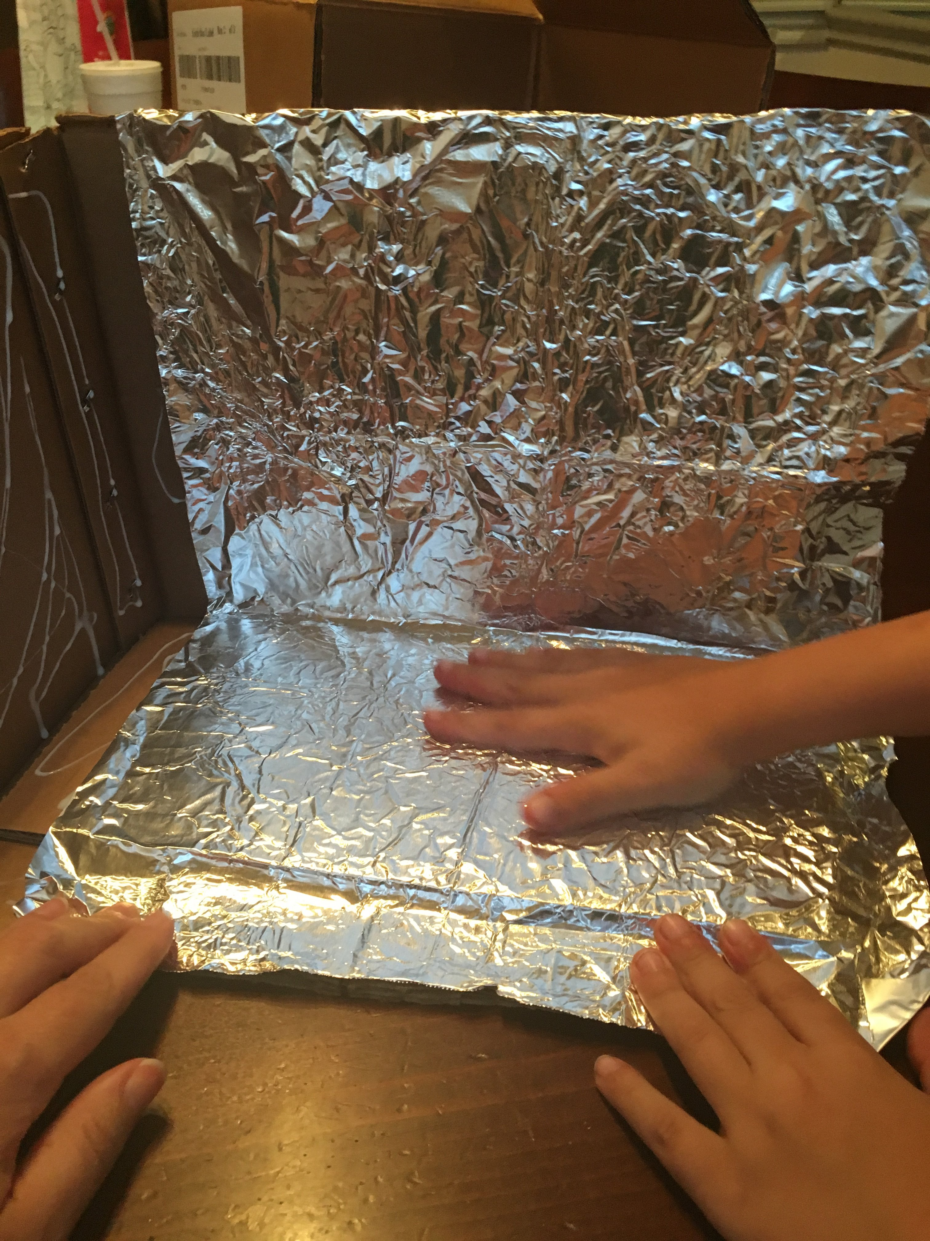 Picture of Step 4: Solar Panels Are Cheap!?(Tin Foil)