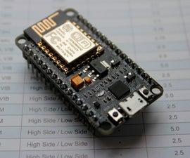 Steps to Setup Arduino IDE for NODEMCU ESP8266