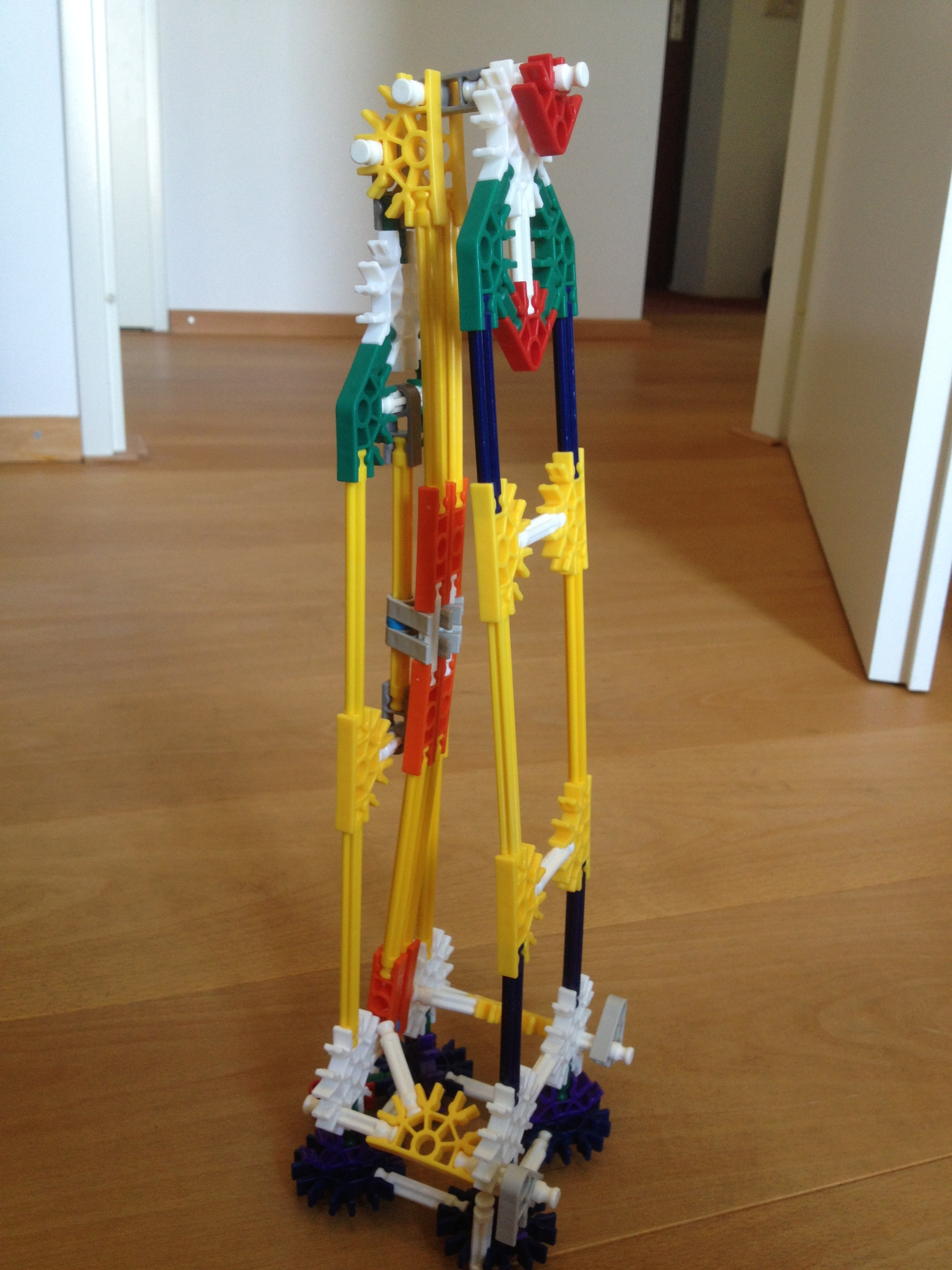 Picture of K'NEX Typing Stand