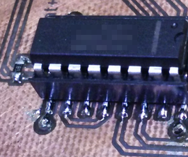 Mount a DIP As a SMD on PCB