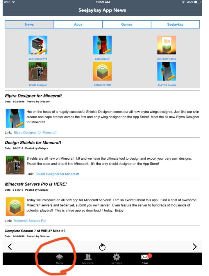 How To Make Your Own Minecraft Pe Skin 8 Steps Instructables
