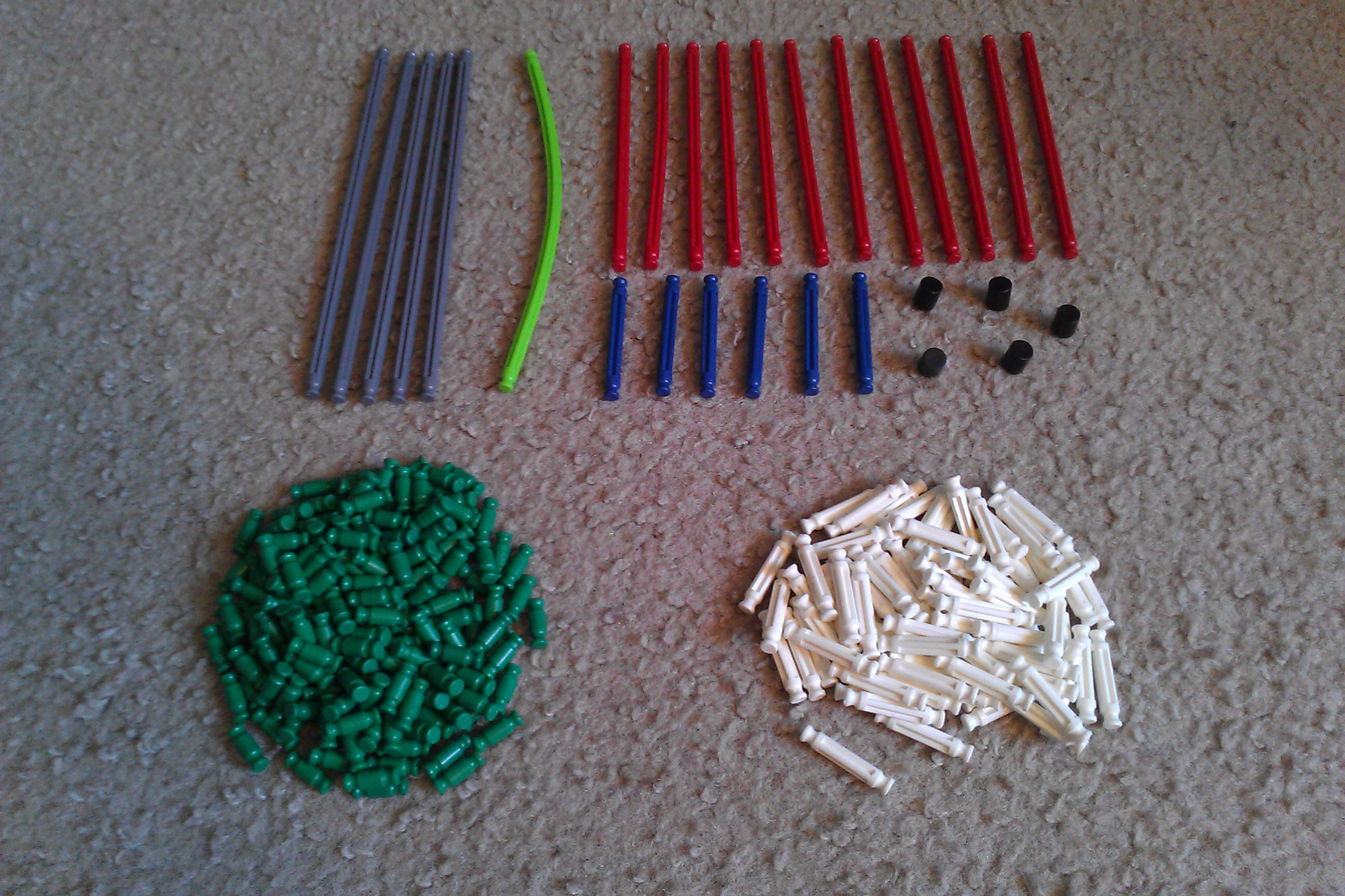Picture of Pieces and Materials