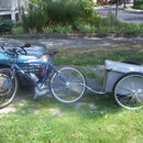Yet Another Bicycle Trailer