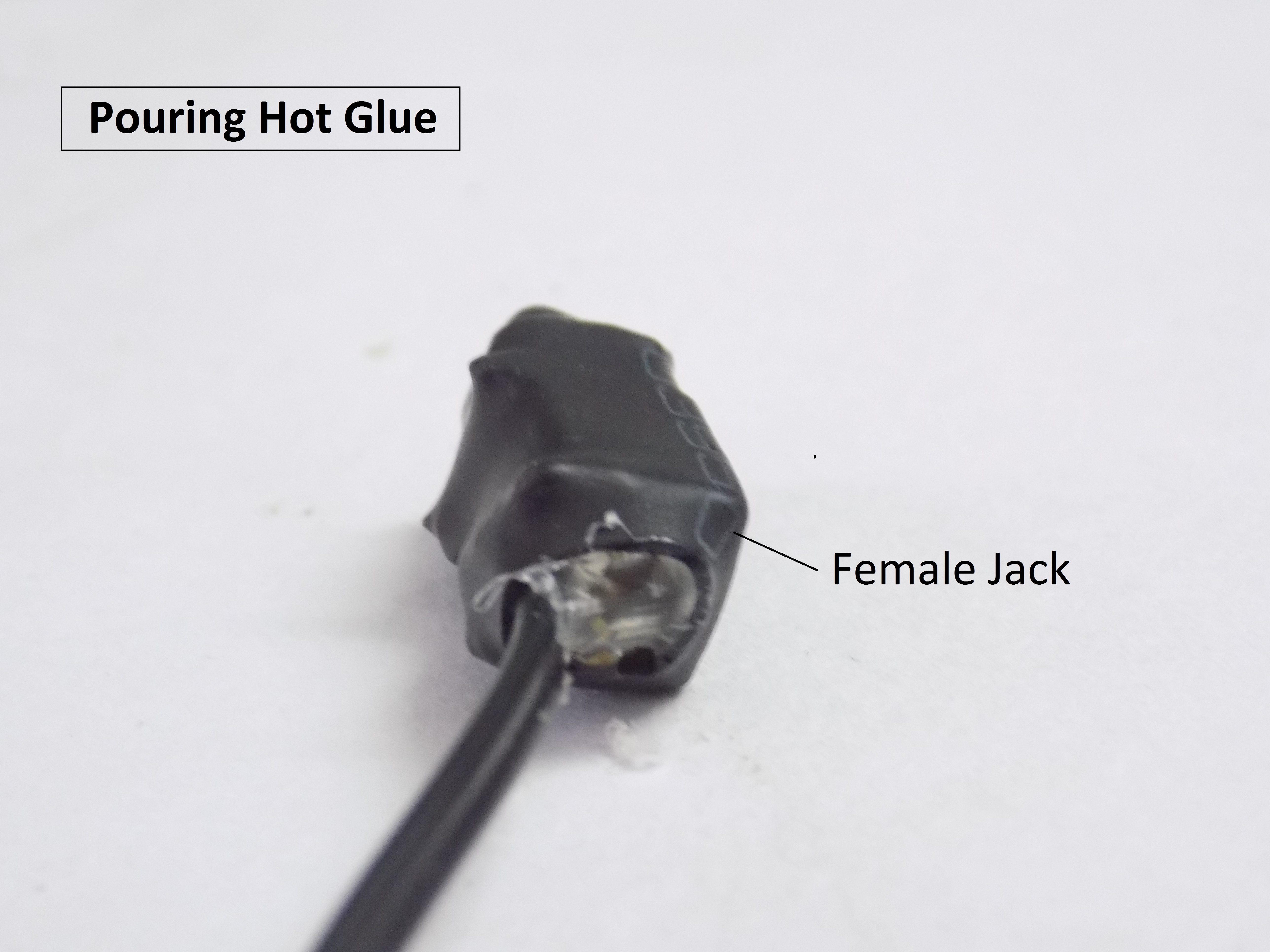 Picture of Strengthening the Solder Joints
