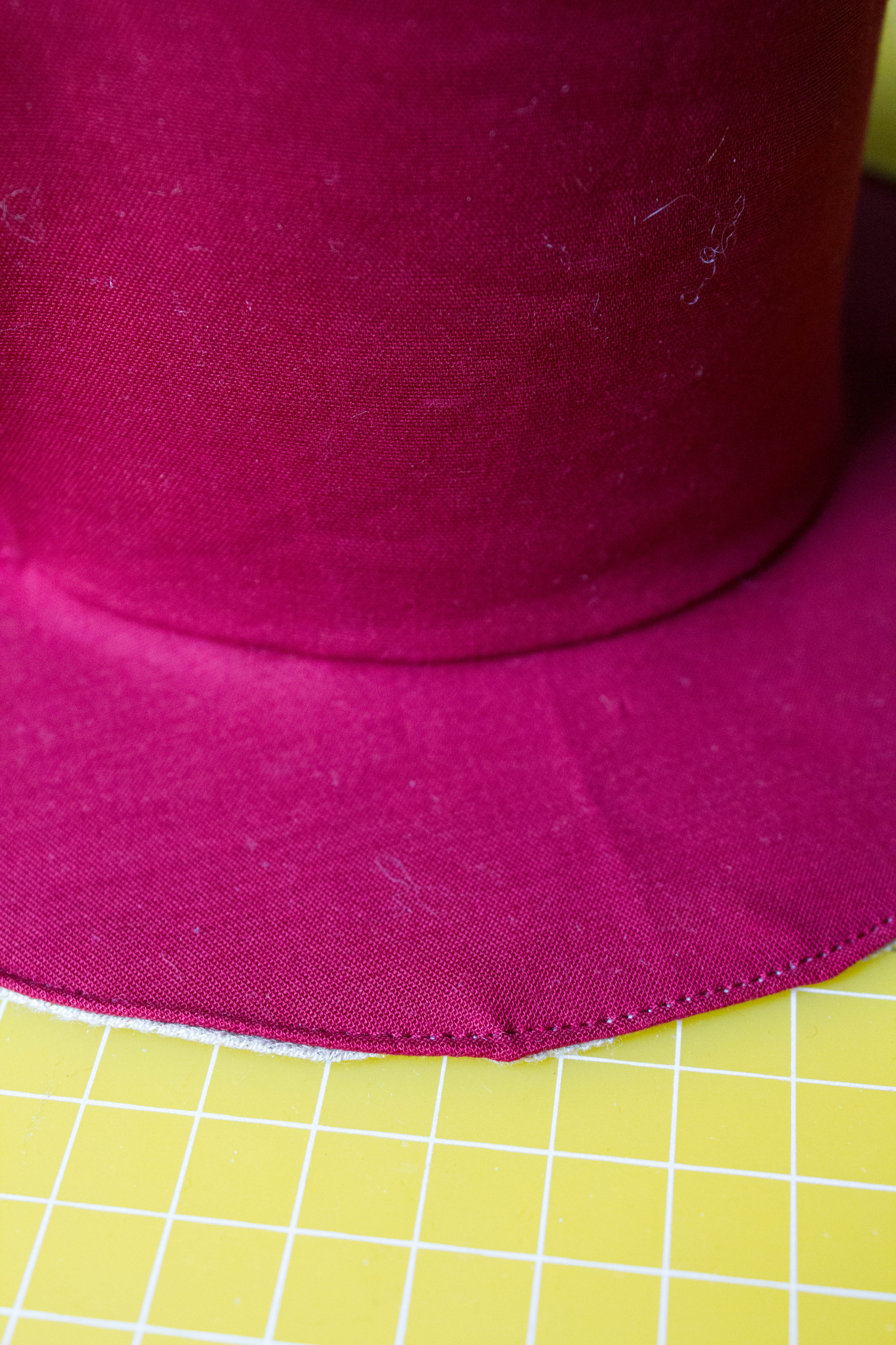 Picture of The Hat : Fabric Part