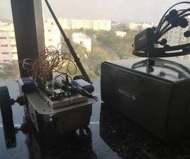 BUCKi - Brain Computer Interface Controlled Arduino Car