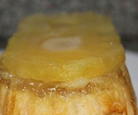 Pineapple Upside Down Cup-Pies