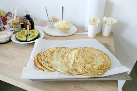 Fill Your Crepe
