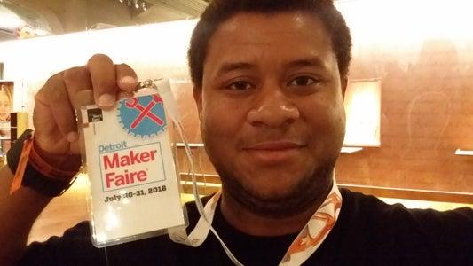Showcase: PulseFit at Maker Faire Detroit!