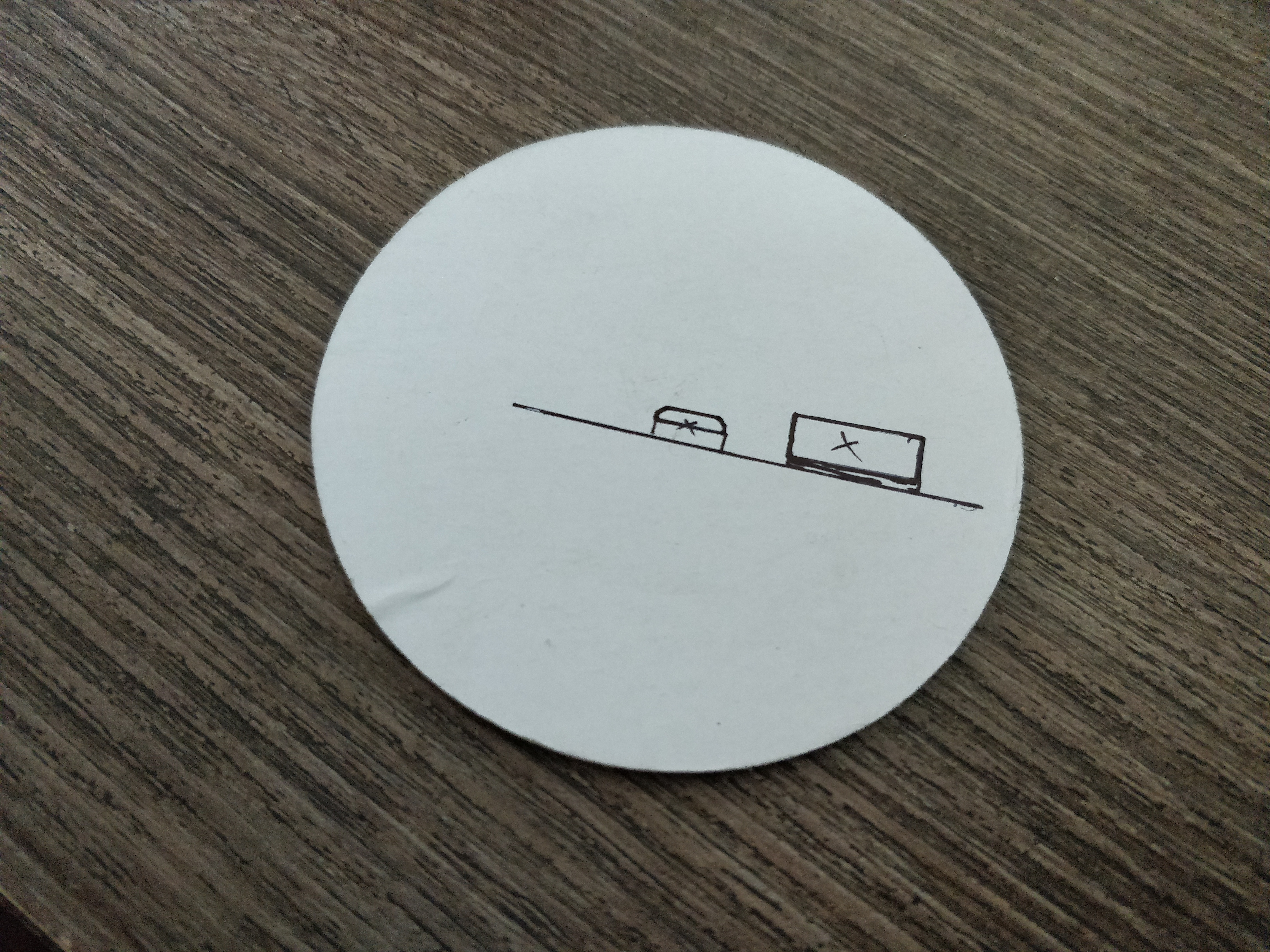 Picture of Marking Holes and Cutting Holes