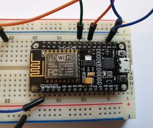 Log Data and Plot a Graph Online Using NodeMCU, MySQL, PHP and Chartjs.org