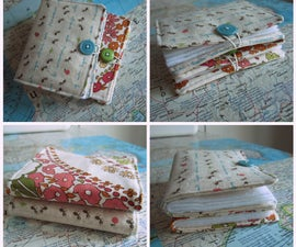 how to sew a needle book